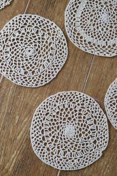 Mileu mic handmade suport pahare