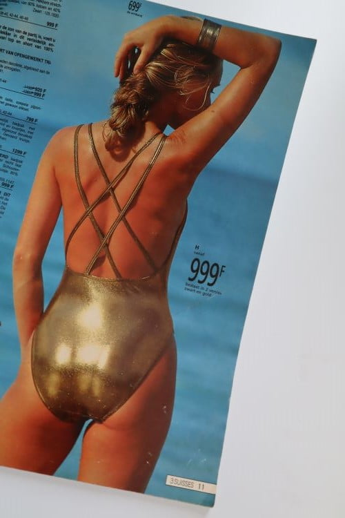 costum baie anii 90