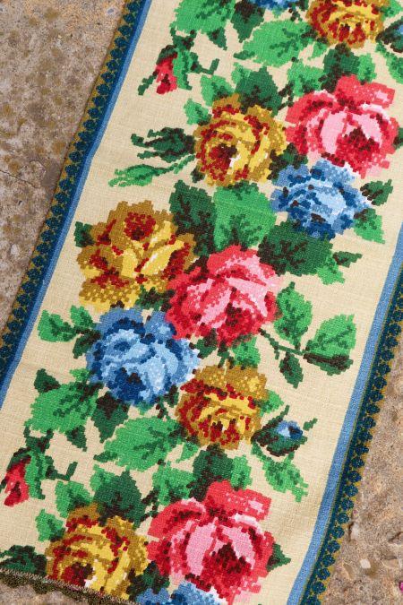Servet stil traditional popular vintage