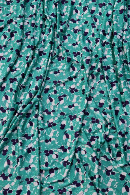 Jerse elastic verde