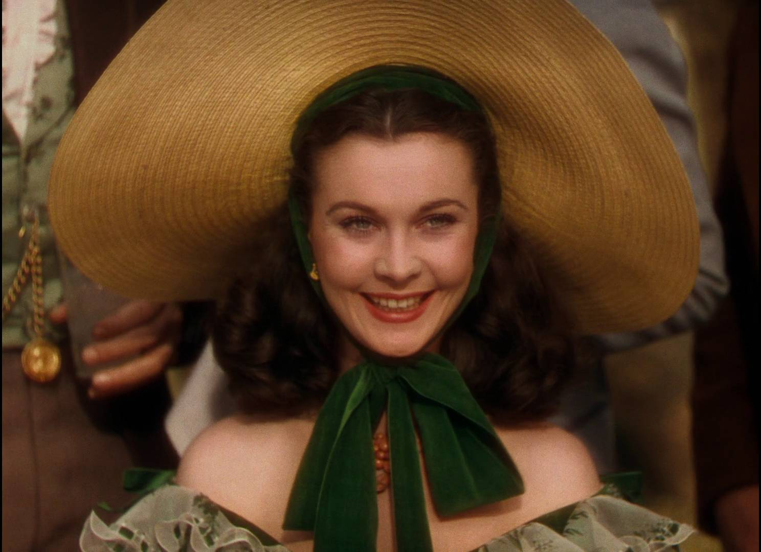 Vivien Leigh Scarlett O'Hara Gone with the Wind 1939