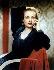 actrita anii 40