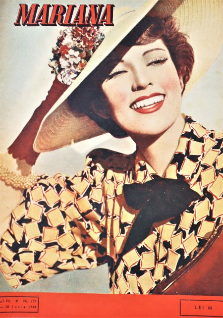 revista femei anii 40