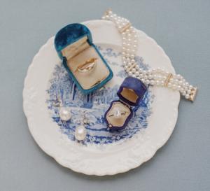 bijuterii vintage nunta