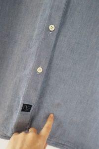 Camasa dama bumbac Valentino Jeans second hand