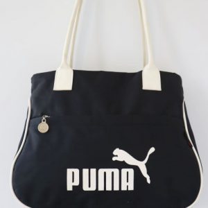 Geanta Puma second hand neagra