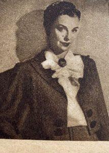 moda romania anii 40