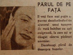 epilare romance anii 40