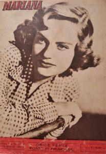 revista femei romania anii 40