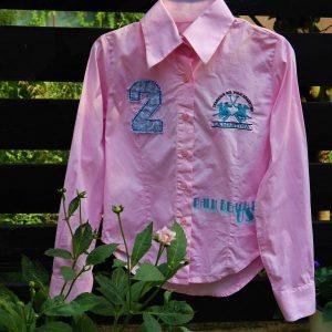 Camasa roz La Martina second hand
