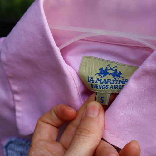 camasa fetite roz second hand