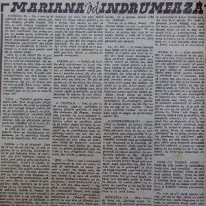 revista veche romaneasca
