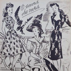 modele rochii anii 40 romania