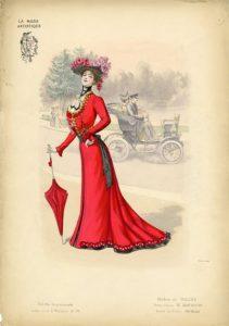 model rochie 1900